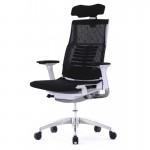 Scaun ergonomic elegant si performant POFIT BLACK