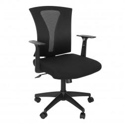 Scaun birou ergonomic rotativ negru