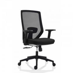 Scaun ergonomic Zen negru