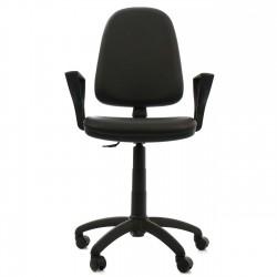 Scaune de birou CS-G-LX piele negru