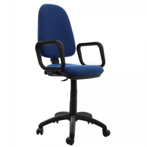 Scaun de birou CS-G-LX albastru