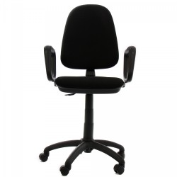 Scaun de birou CS-G-LX negru