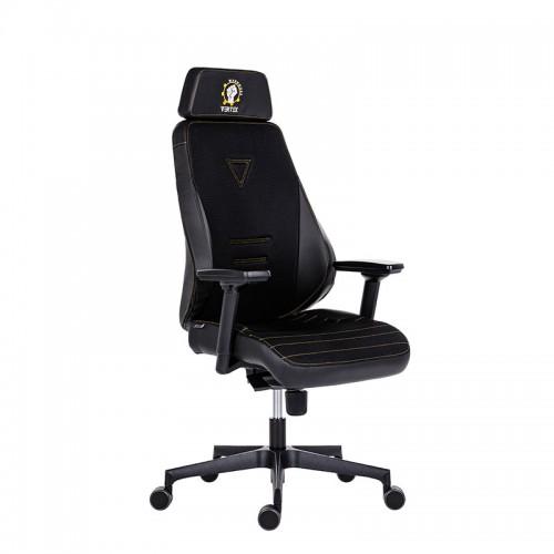 Scaun de gaming si birou constructie robusta-Vertex negru