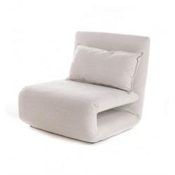 Fotoliu extensibil tip clic-clac pentru pat