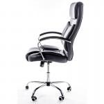 Scaun pentru birou tapitat cu piele ecologica