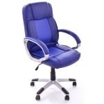 Scaun de birou tapitat integral tip office-livrare gratuita