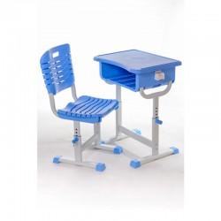 Set pentru un elev format din banca si scaun-025