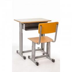 Set pentru un elev format din banca si scaun-180