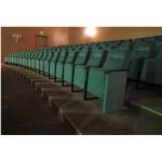 Scaune rabatabile model Confort pentru săli de spectacol, conferință și cinematografe