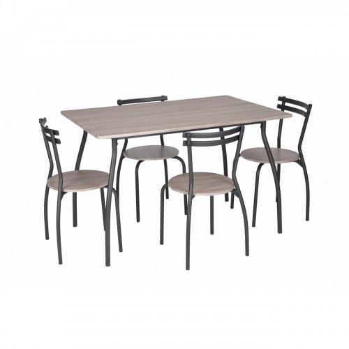 Set bucatarie masa 4V cu 4 scaune