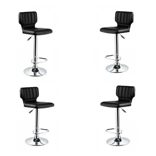 Set 4 scaune bar