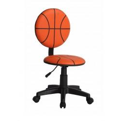 Scaun birou culoarea portocalie