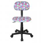 Scaun de birou pentru copii multicolor