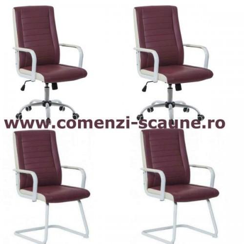 Set scaune de birou-bordo
