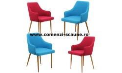 Alege scaunele tapitate de bucatarie