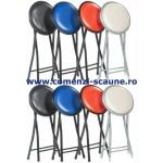Set 8 scaune tip taburete M1