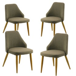 Set 4 scaune de bucatarie 202