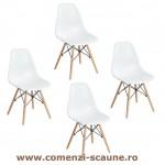Set 4 scaune de bucatarie