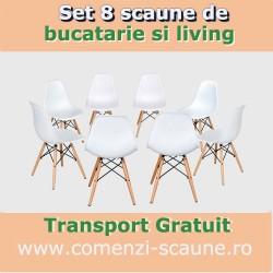 Set 8 scaune de bucatarie
