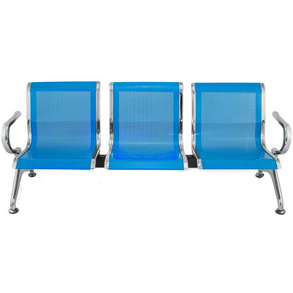 banca-metalica-de-asteptare-cu-3-locuri-albastru