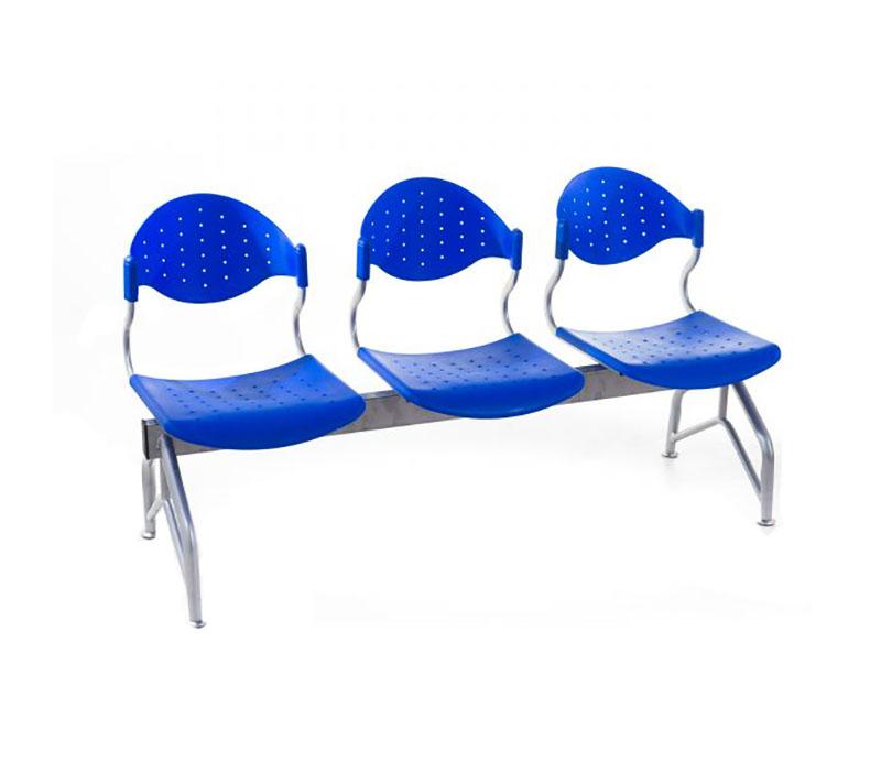 banca-de-asteptare-3-locuri-albastru