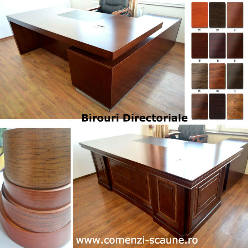 Birouri directoriale-color in stoc-Transport Gratuit in Romania
