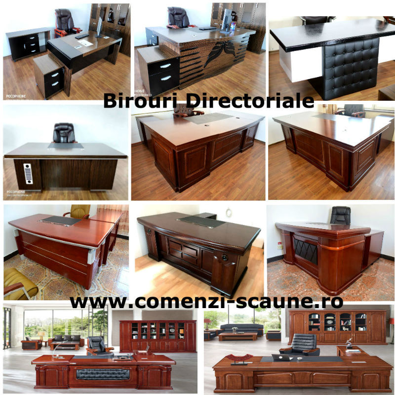 Birouri directoriale în stoc-Transport Gratuit in Romania-1