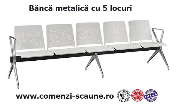 banca-metalica-nexus-interior-asteptare-5-locuri