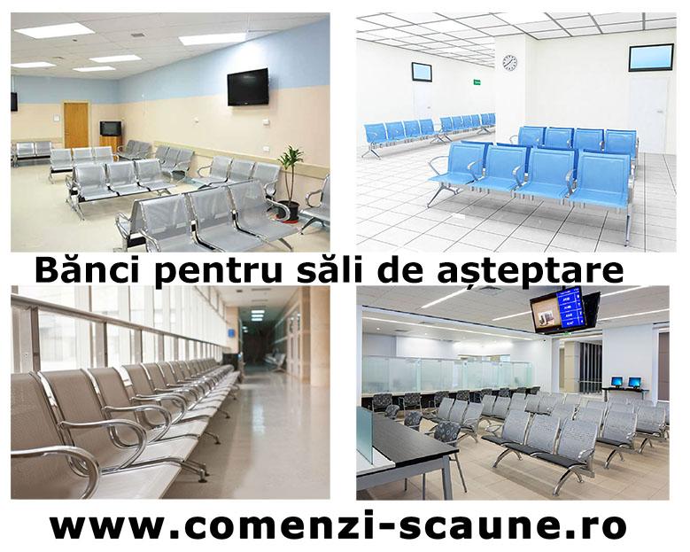banci-metalice-pentru-zone-de-asteptare-medicale