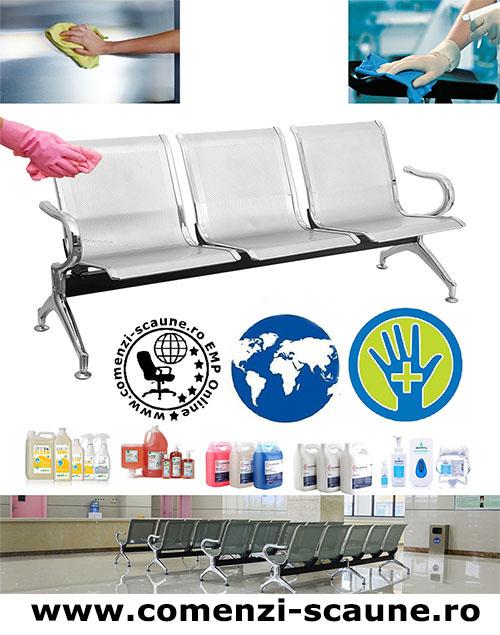 banci-metalice-pentru-zone-de-asteptare-igiena-curatare