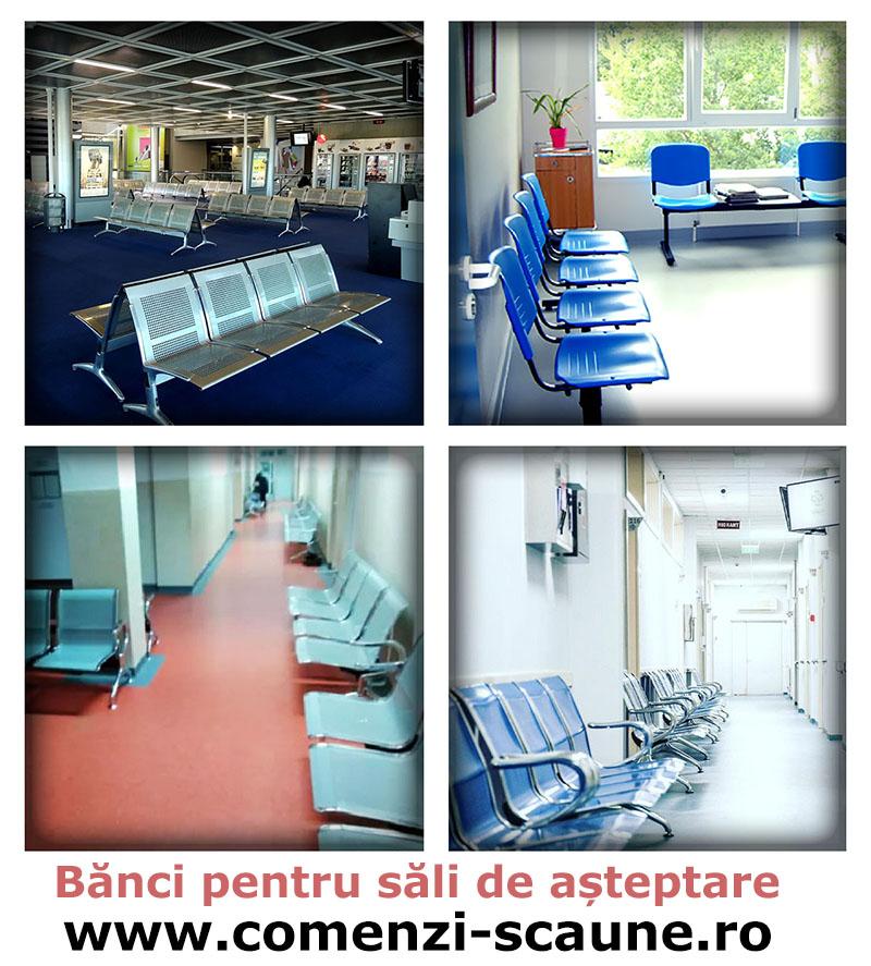 banci-metalice-pentru-zone-de-asteptare-spitale