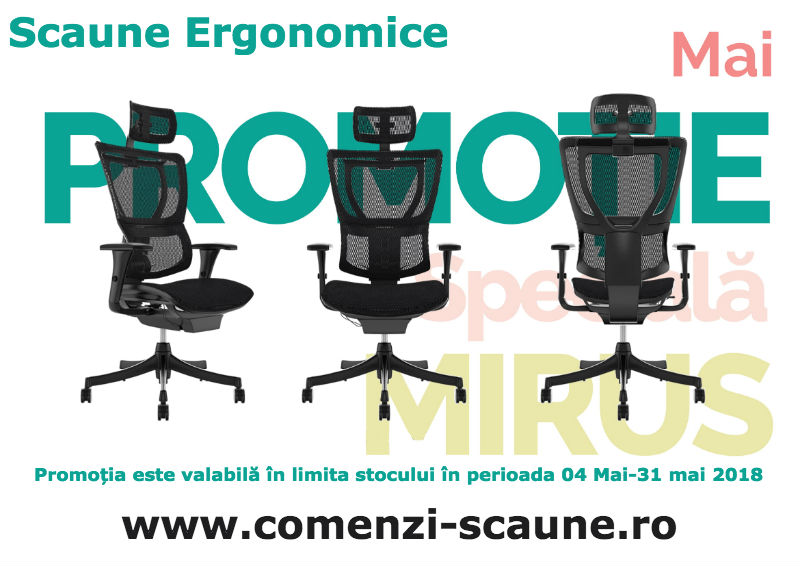 Scaune-ergonomice-rotative-PM-negre