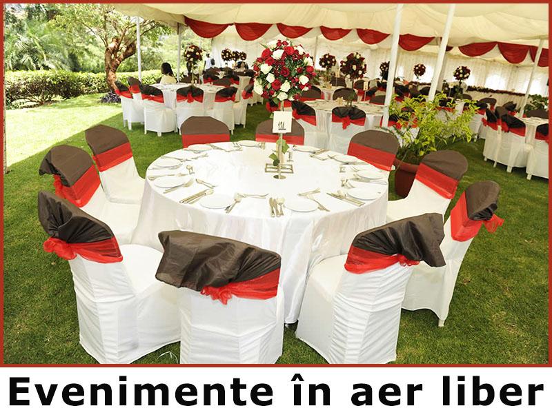Scaune pentru nunti si botezuri de vanzare evenimente aer liber
