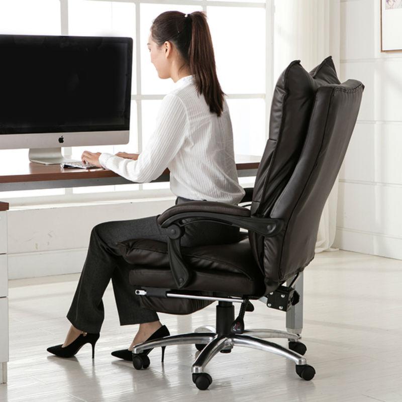 Scaune-de-birou-cu-suport-pentru-picioare-negru-office