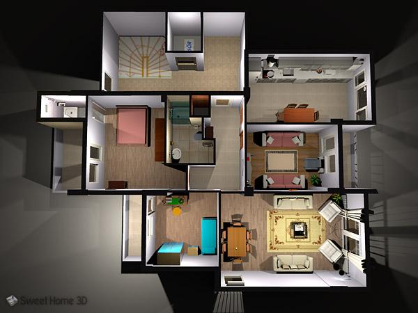 Sweet Home 3 D