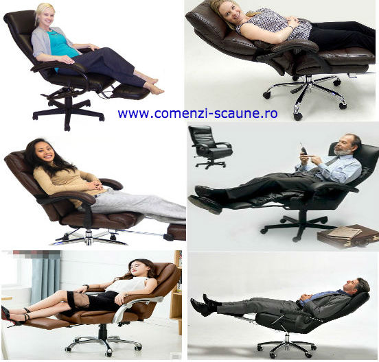 Scaun directorial ultra ergonomic