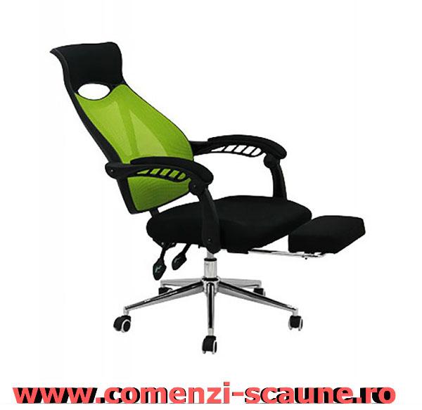 Scaun-ergonomic-de-birou-suport-picioare