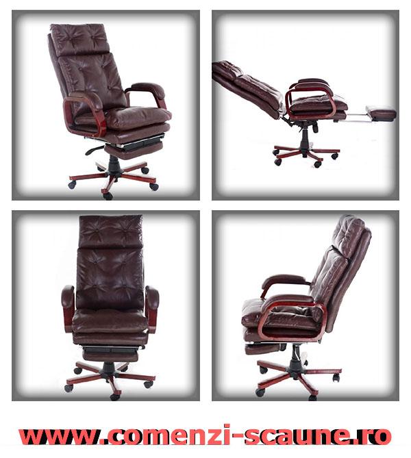 Scaune-de-birou-confortabile-cu-suport-pentru-picioare-maro