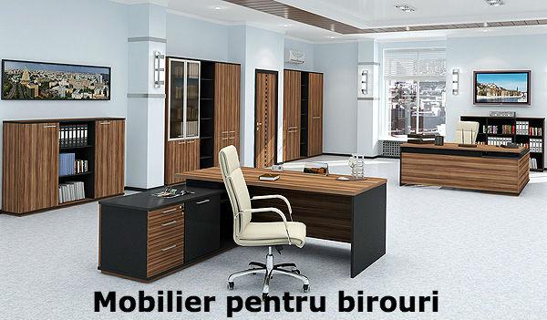 Birouri - Dulapuri - Comode - Vitrine - Mobilier Modular