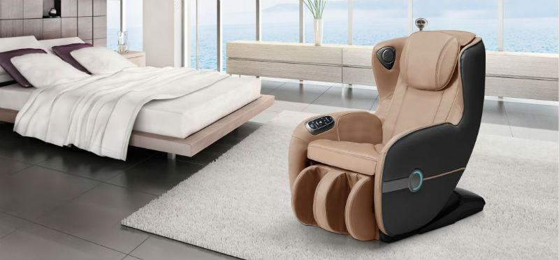 Fotoliu de masaj 3D Full Body-dormitor-sufragerie-acasa