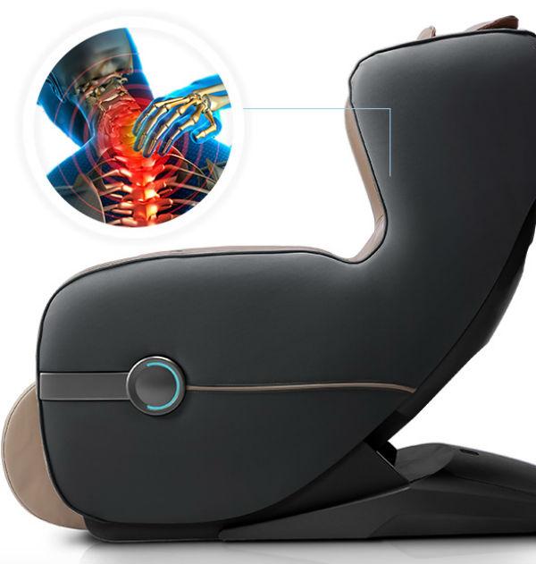 Fotoliu de masaj 3D Full Body-elimina oboseala