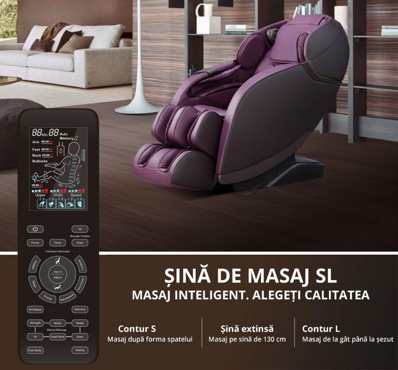 Fotoliu-de-masaj-cu-incalzire-si-bluetooth-sina-de-masaj