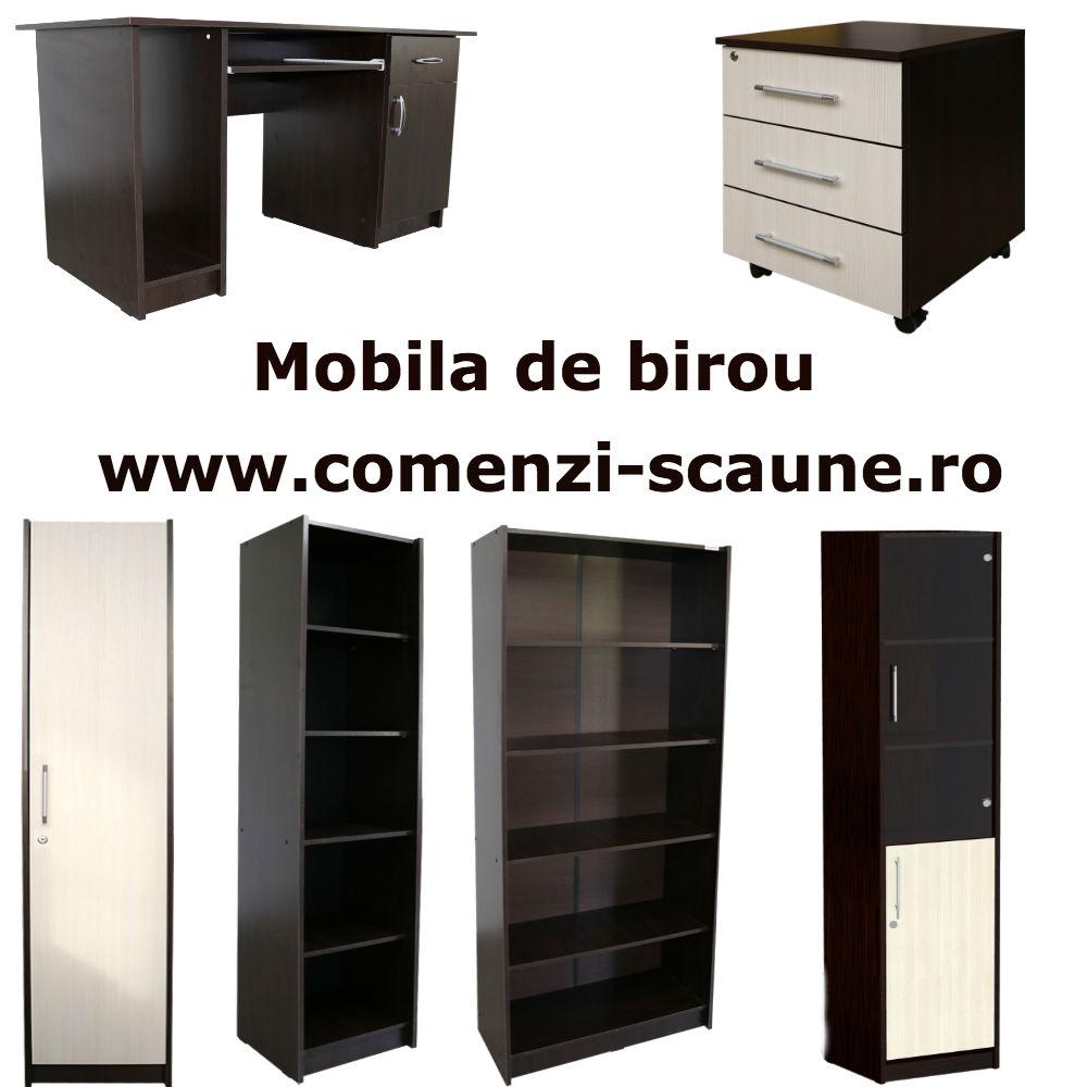 Mobilier pentru birou in stoc-dulapuri-rafturi
