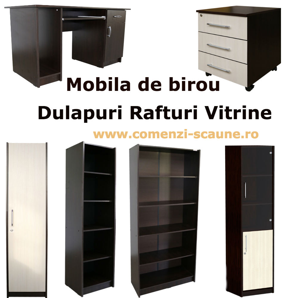 Mobilier pentru birou in stoc-mobilier modular