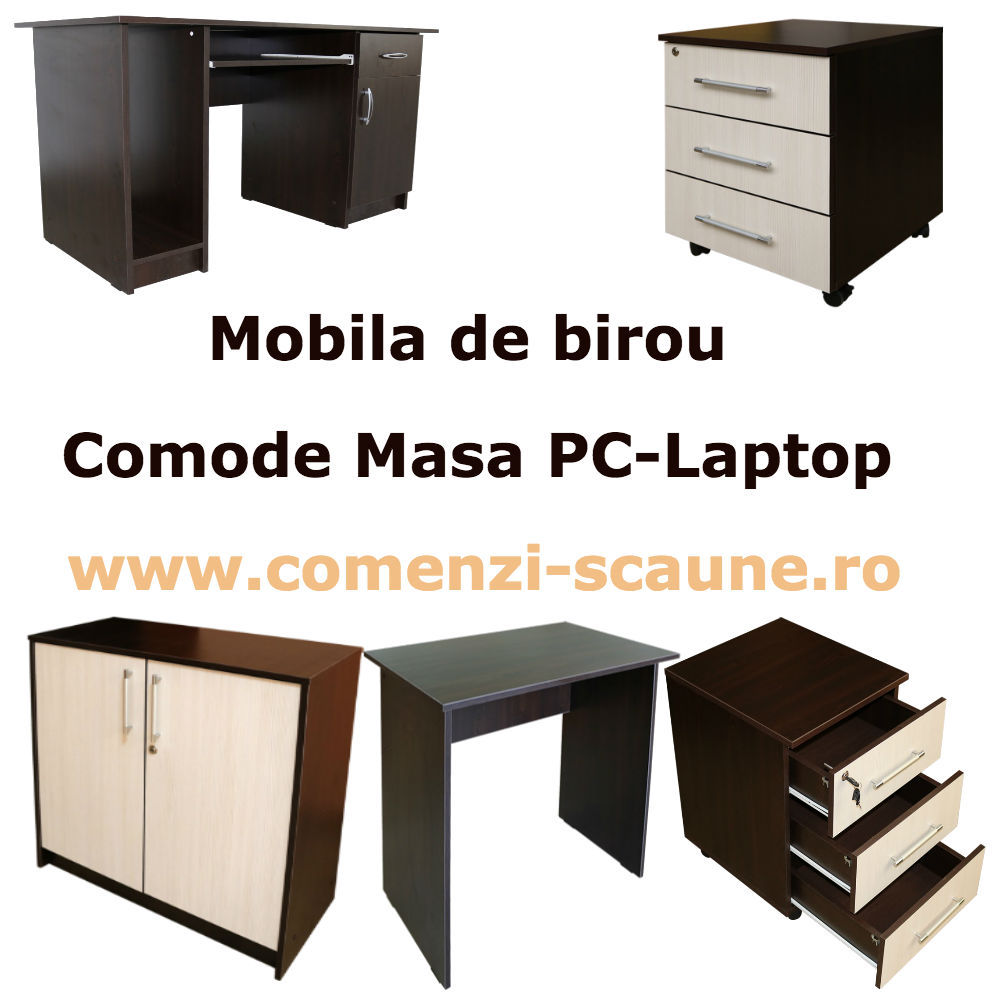 Mobilier pentru birou in stoc-mese-comode