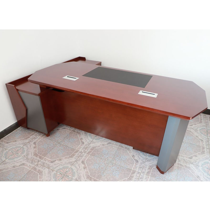 Birou directorial practic și functional cu extensie fixă-2826A-1