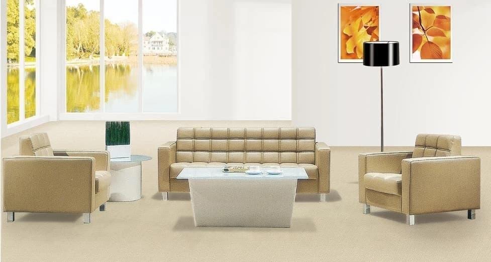 Set canapea + fotolii de birou gama mobilier directorial