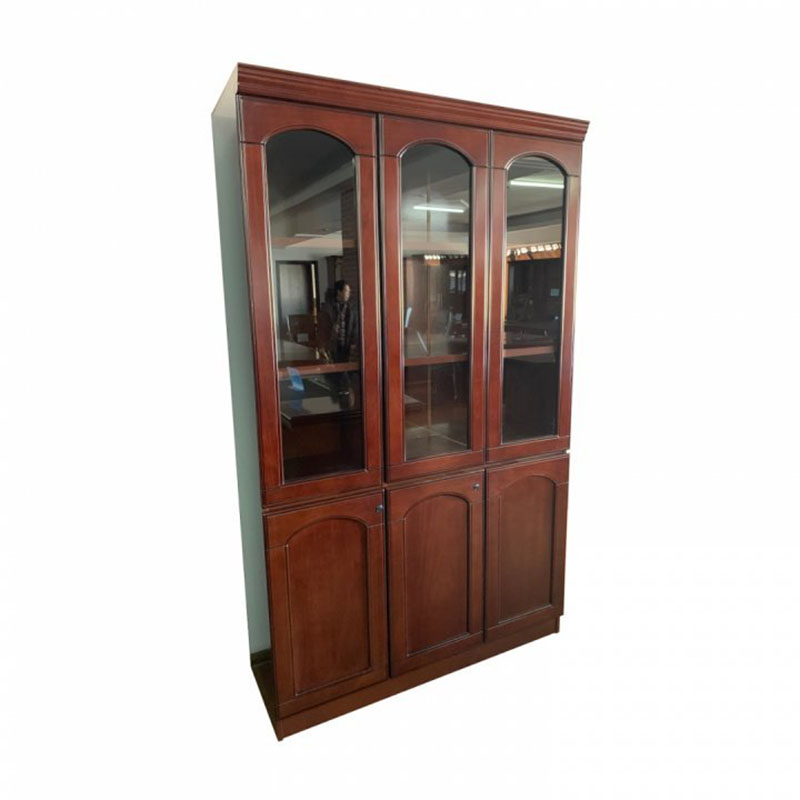 Dulap-biblioraft pentru birou directorial-120 cm-1215