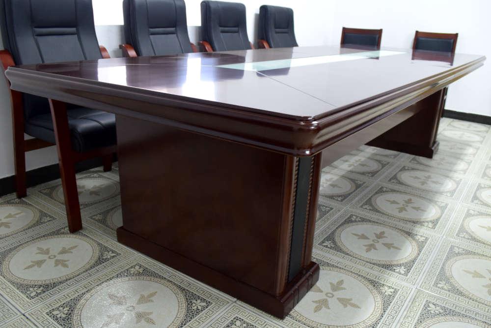 Masă de conferință-consiliu pentru zona de protocol-3061