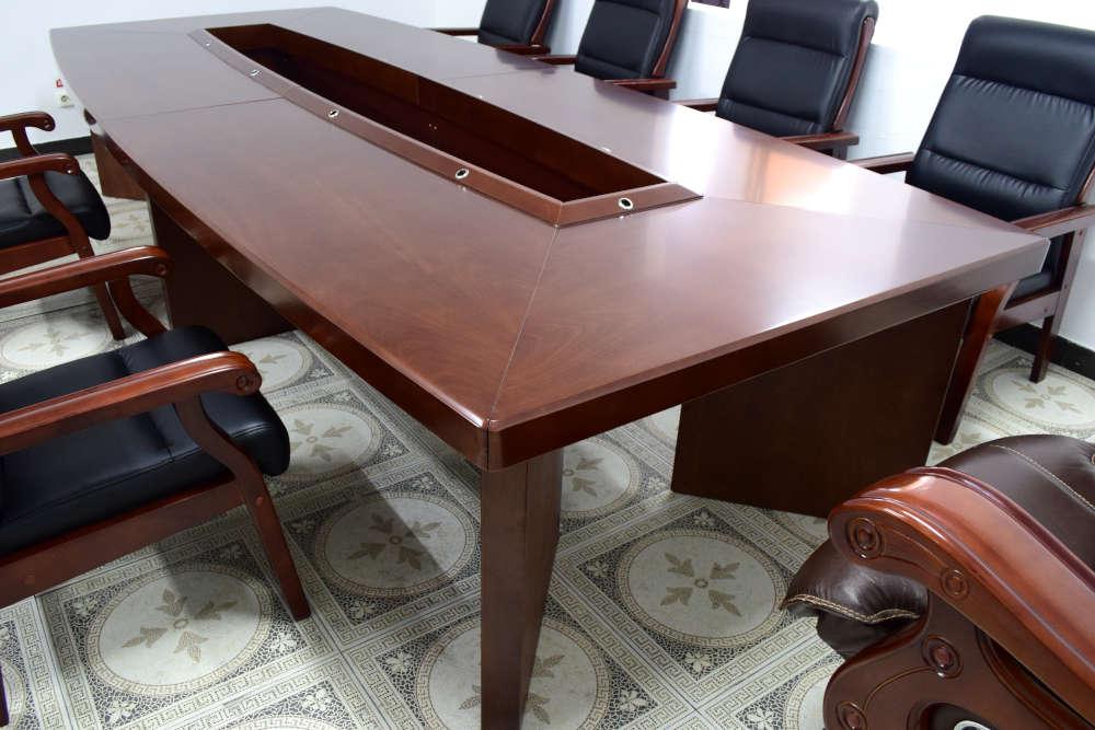Masă de conferință-consiliu pentru zona de protocol-6005